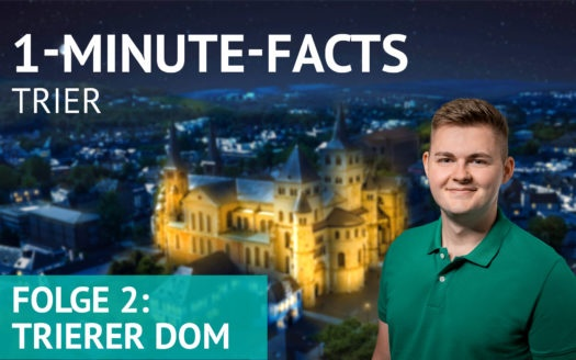 1 Minute Facts Trier #2 - Trierer Dom